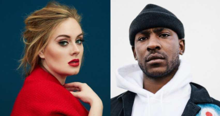 Adele and Skepta Dating