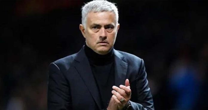 Mourinho Tottenham Head Coach
