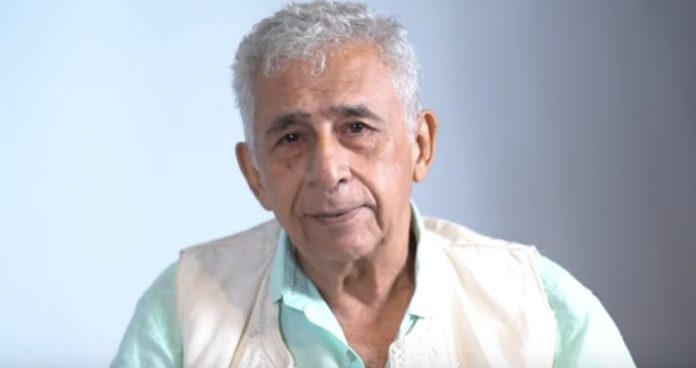 Naseeruddin Shah on CAA