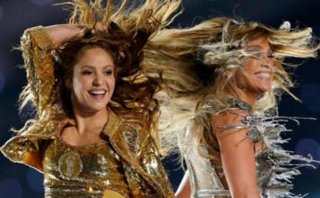Shakira Jennifer Super Bowl
