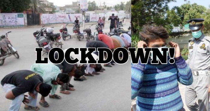 Coronavirus Lockdown in Pakistan