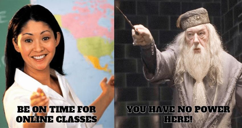 Online Classes During Coronavirus