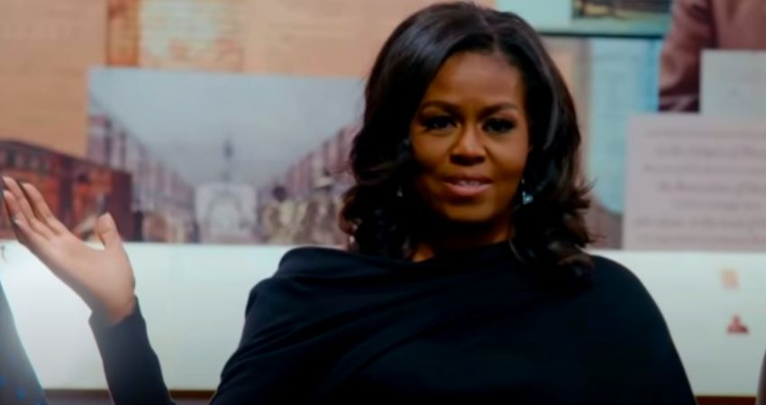 Michelle Obama Documentary Becoming