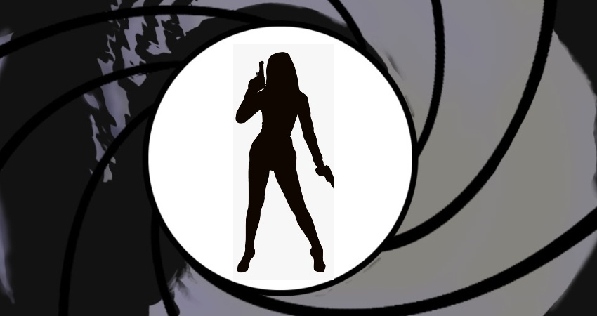 Bond Girl in James Bond