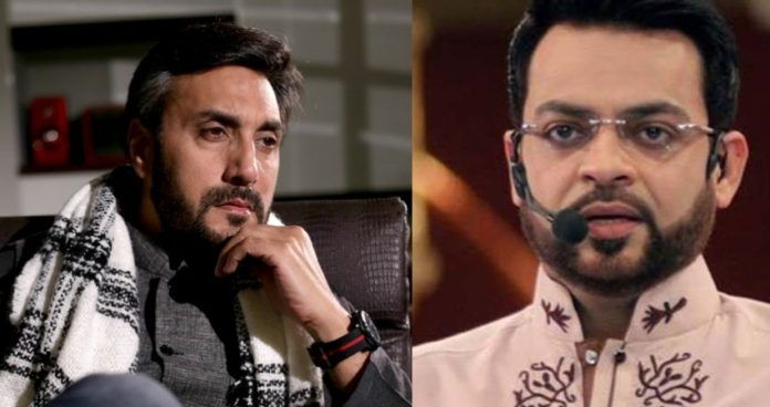Adnan Siddiqui to Amir Liaquat