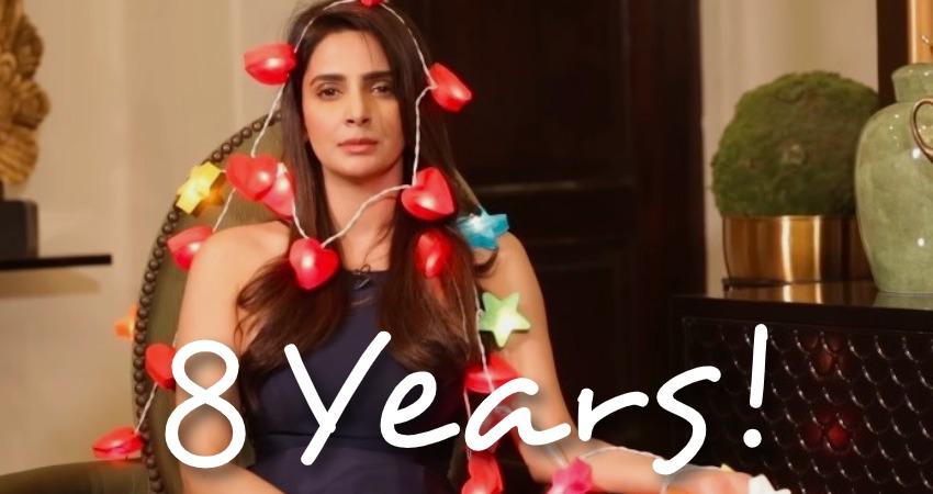Saba Qamar's Viral Video