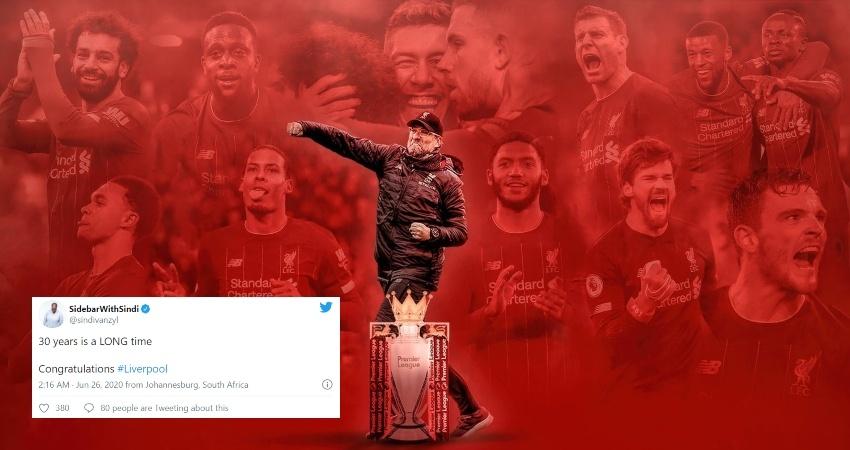Liverpool wins
