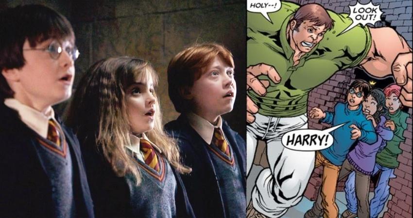 Harry Porter in Marvel