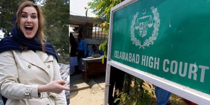 Islamabad High Court Cynthia