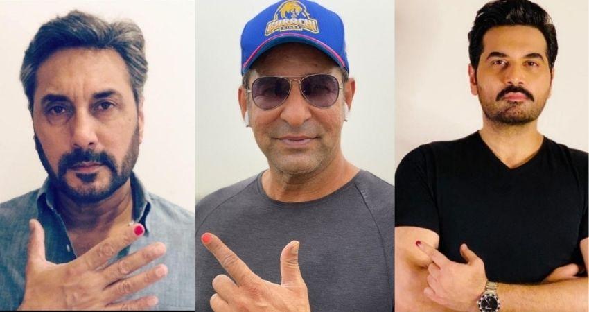 Pakistani Male Celebrities
