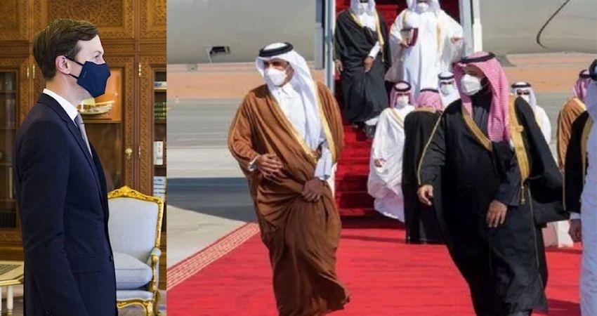 Saudi Arabia and Qatar deal