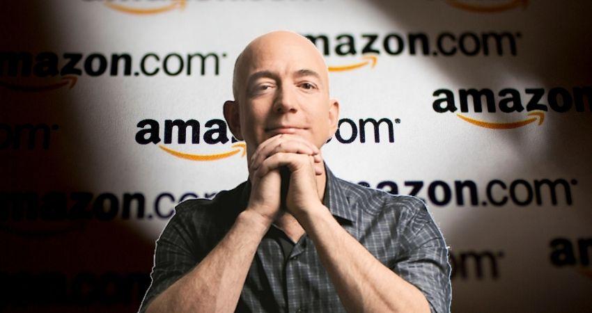 Why Jeff Bezos as CEO