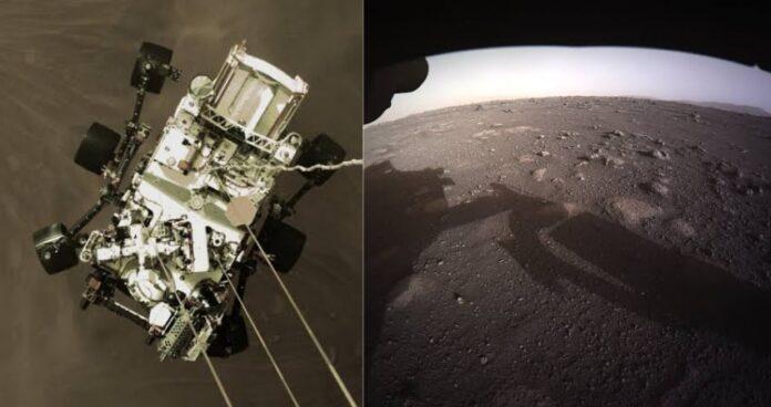 Videos from Mars